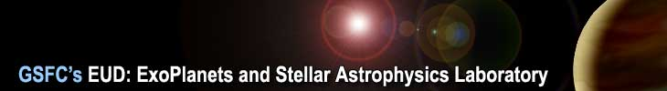 Exo-Planets and Stellar Astrophysics Lab